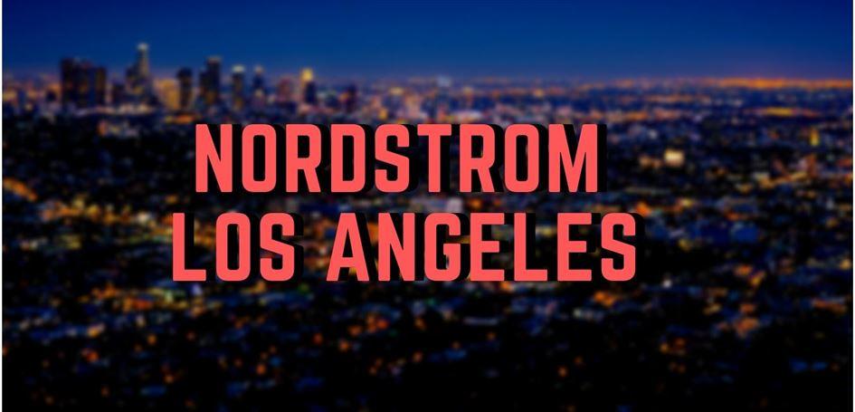 Nordstrom Jobs In Los Angeles