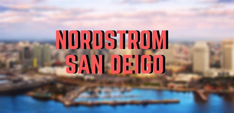 Nordstrom Jobs in San Deigo