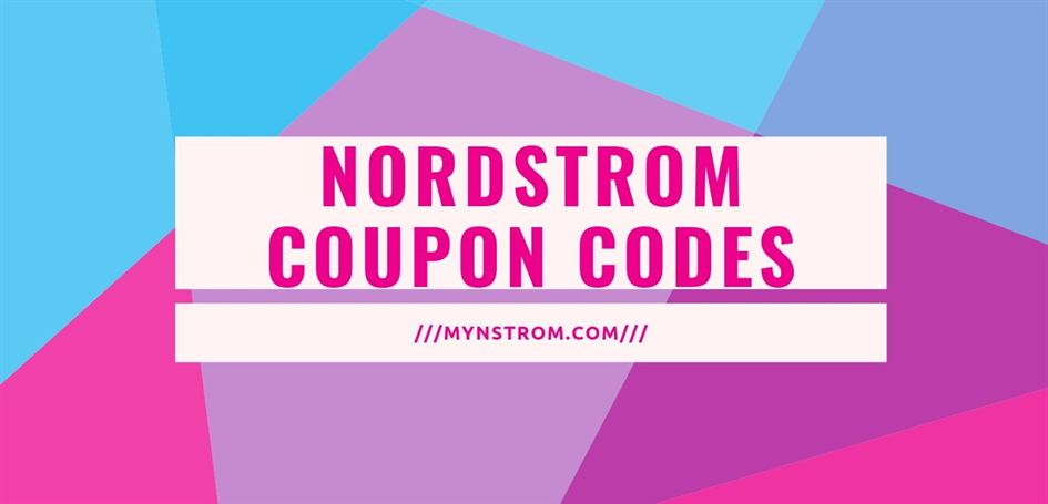 How To Use Nordstrom Coupon Codes