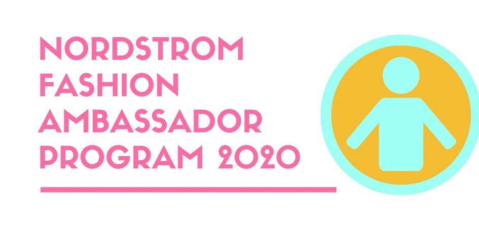 Join Nordstrom Fashion Ambassador Program