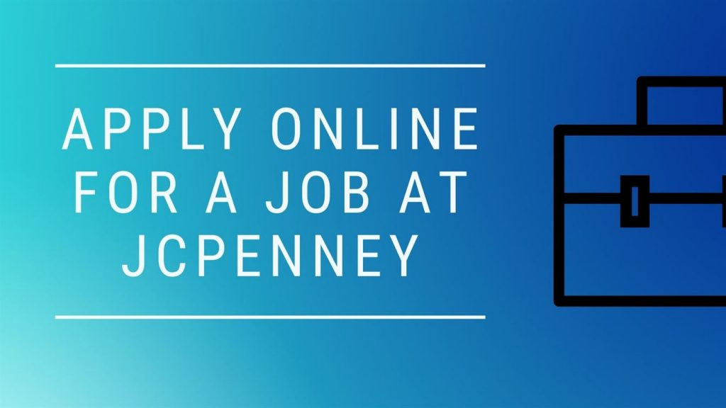 Apply Online for a Job at JCPenney