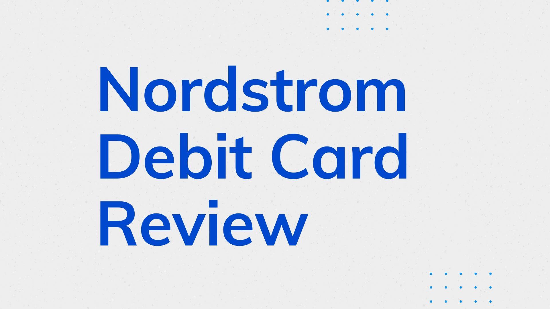 Nordstrom Debit Card